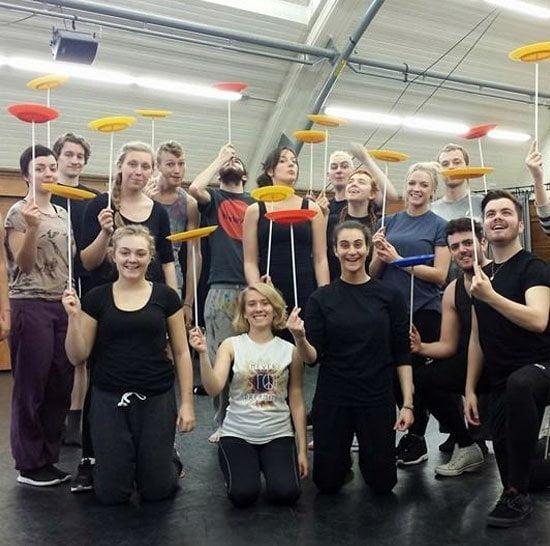 Circus Workshops Kent